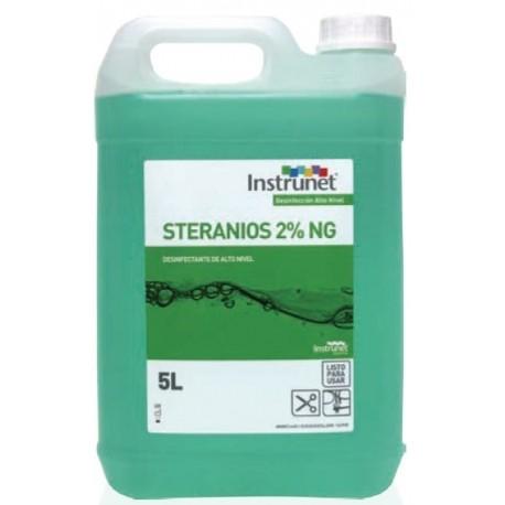 INSTRUNET GLUTARALDEHIDO 2% 5L