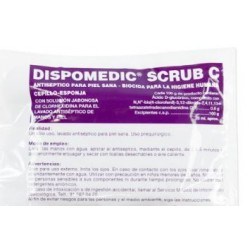 Cepillo Quirúrgico con clorhexidina C/ 100 uds.