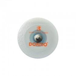 ELECTRODO ADULTO FOAM DORMO 36X42 GEL SOLIDO SF-36