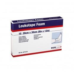 LEUKOTAPE FOAM, 20 CM. X 30 CM C/10